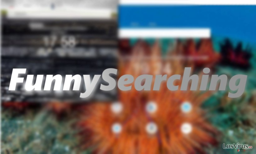 Funnysearching.com virus