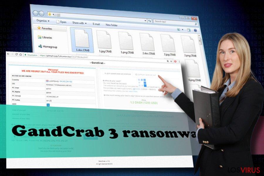 Eliminación del virus GandCrab 3