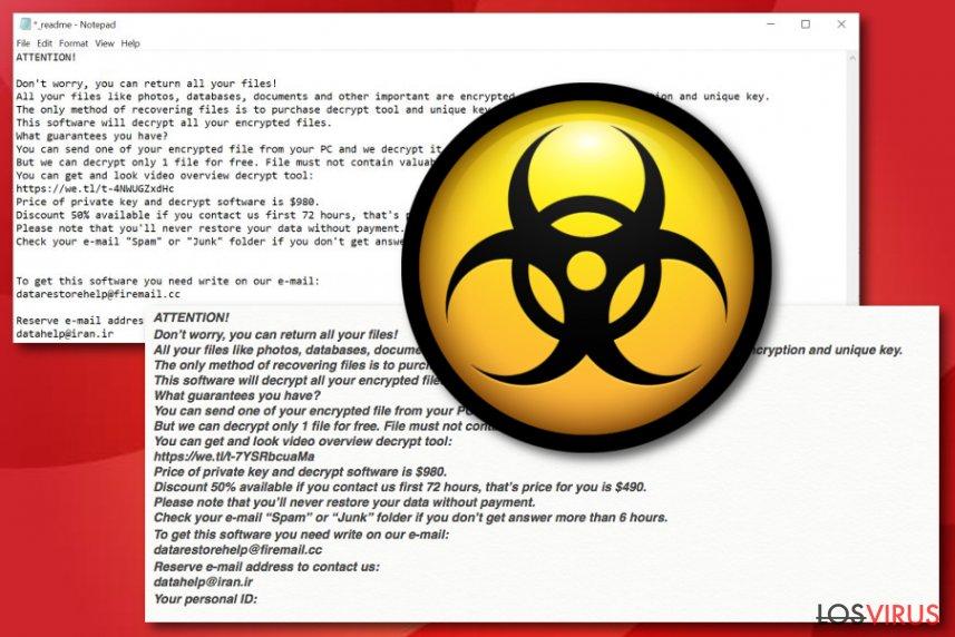 Ransomware Gesd