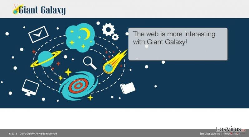 Giant Galaxy foto