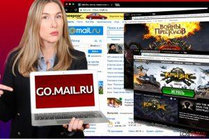 Virus Go.mail.ru