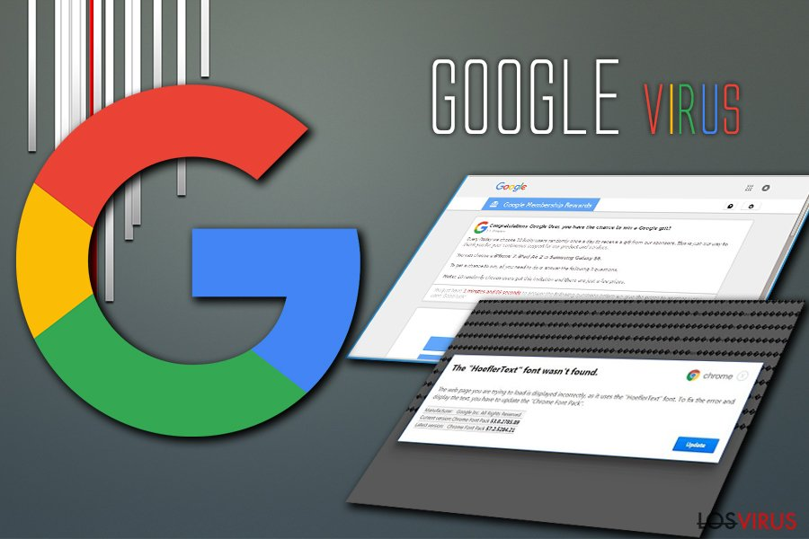 Virus de Google