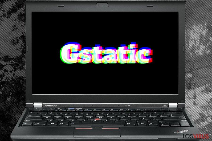 Virus Gstatic
