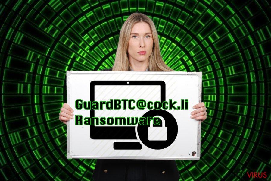Ransomware GuardBTC@cock.li