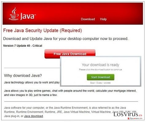 Los anuncios de Gyl.javatri.net foto
