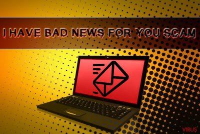 Estafa I Have Bad News For You