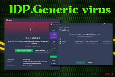 Virus IDP.Generic