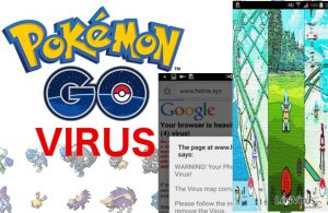 El virus Pokemon Go