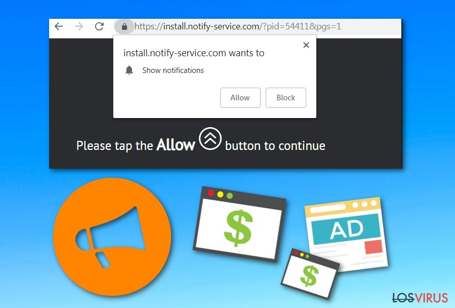 Adware Install Notify Service