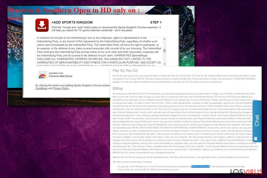 Oscuras prácticas de Jokerlivestream.com