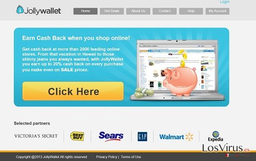 Jollywallet foto