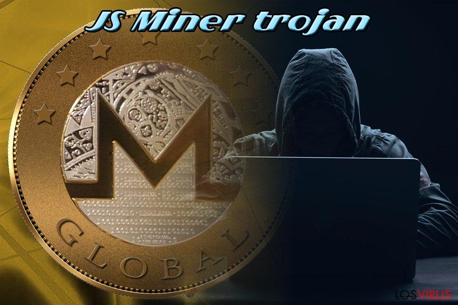 Troyano Js Miner