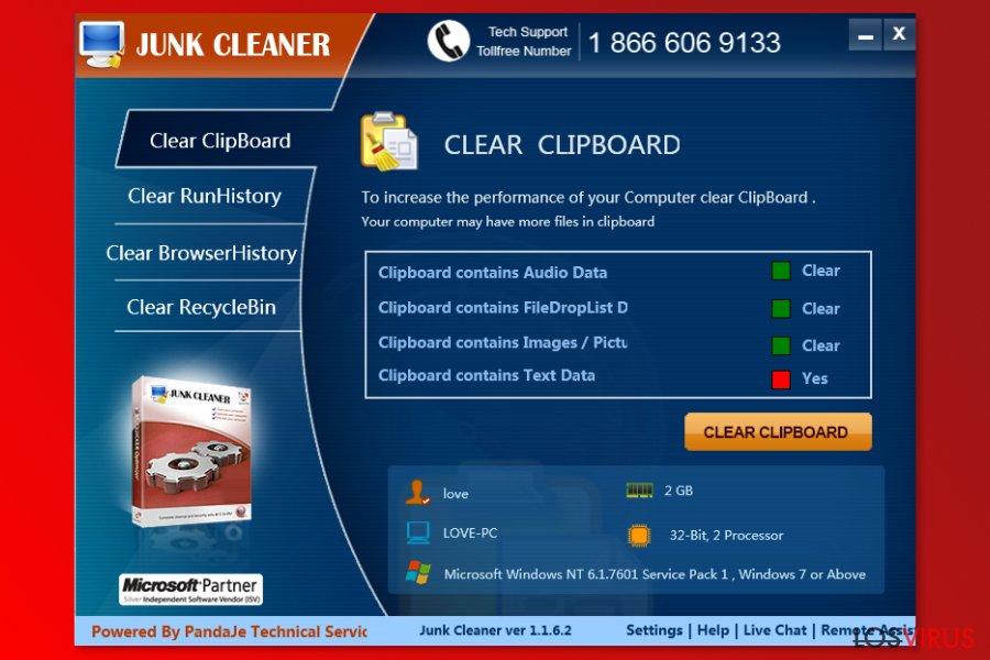 Junk Cleaner
