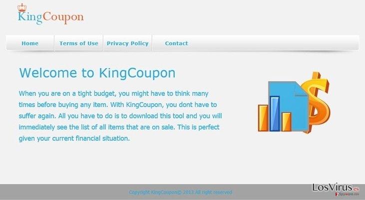 King Coupon foto