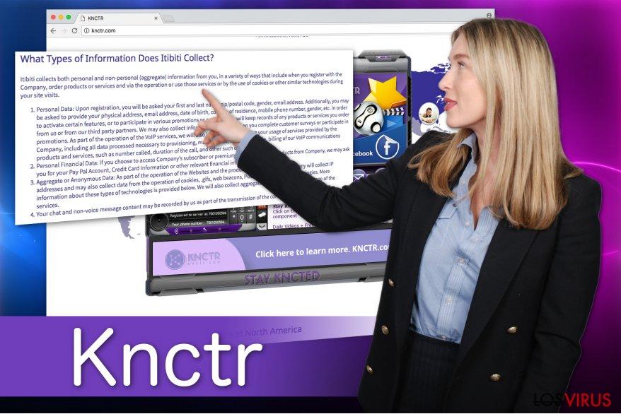 El virus Knctr