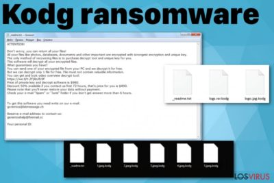 Ransomware Kodg