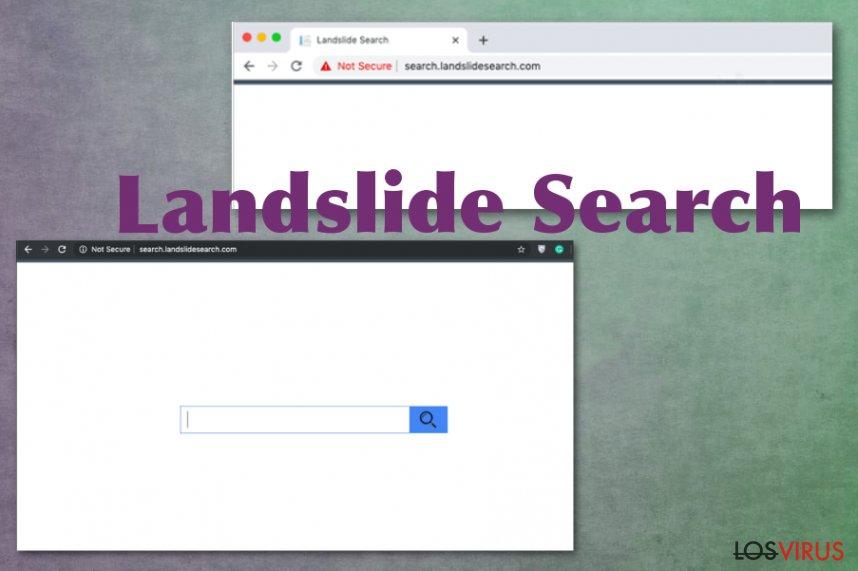 Landslide Search