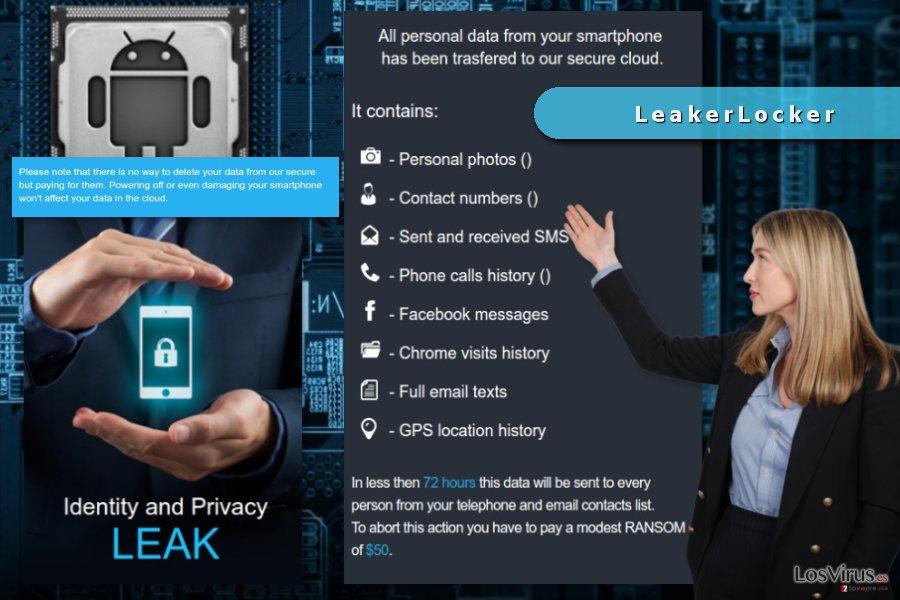 La imagen de LeakerLocker