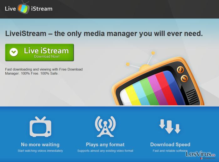 LiveiStream foto