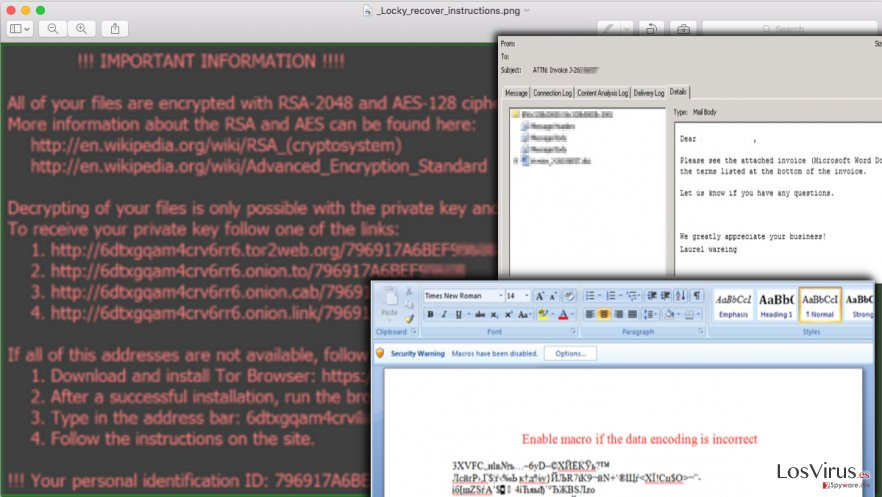 El ransomware Locky foto