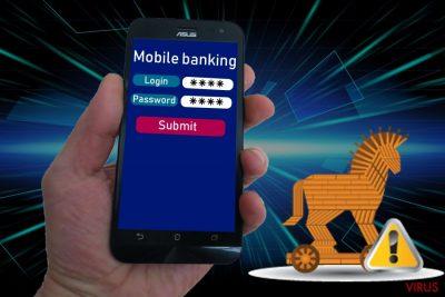 Troyano bancario Lokibot