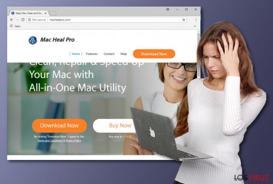 PUP Mac Heal Pro