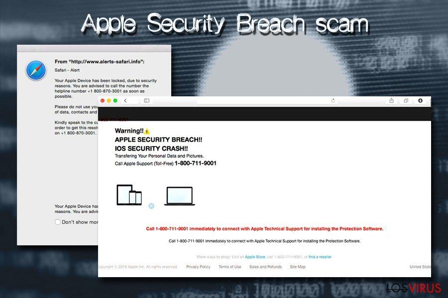 Virus Mac - Apple Security Breach