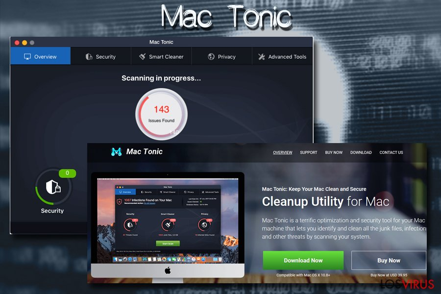 Virus Mac Tonic
