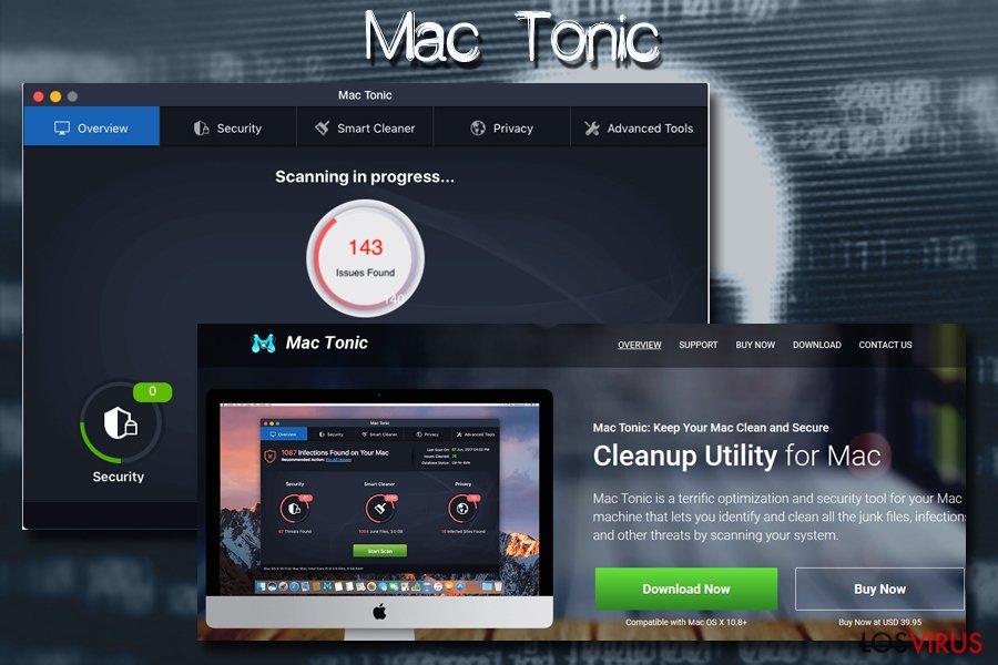 Virus Mac Tonic