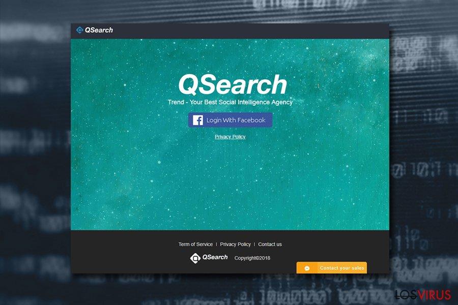 Virus Mac QSearch