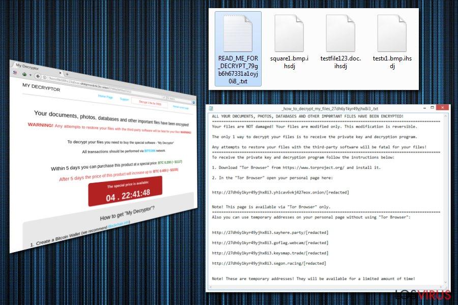 El ransomware Magniber bloquea todos los archivos