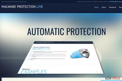 Malware Protection Live