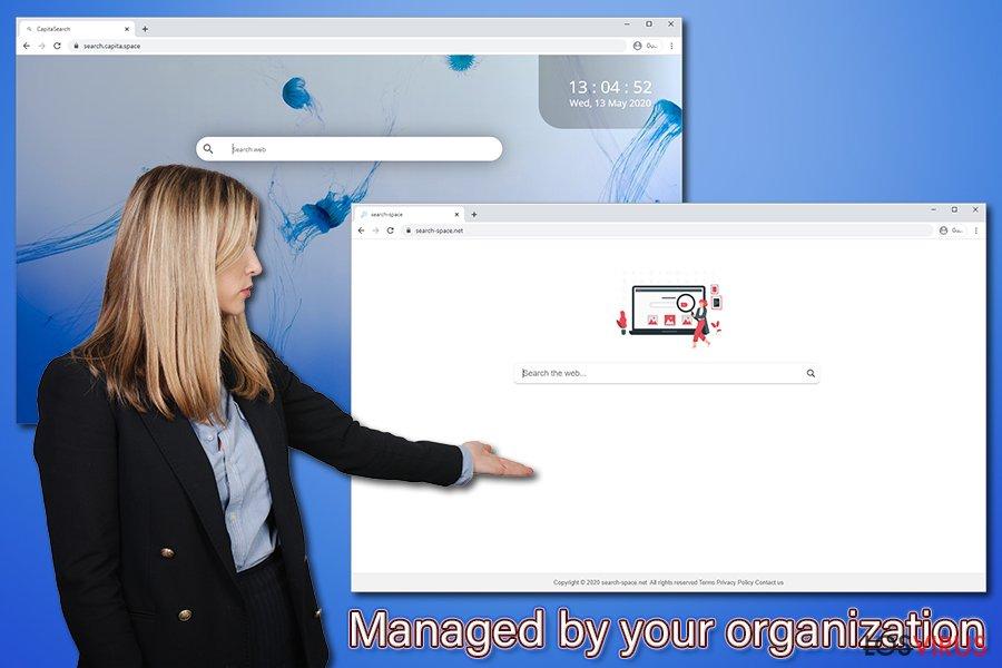 Alerta Gestionado por tu Organización