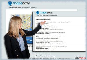 Virus Mapseasy.net