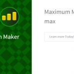 Maximum Maker foto