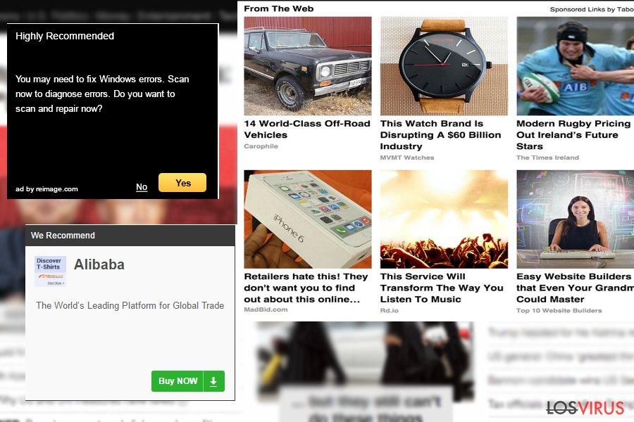 Ejemplos de Maxon Click