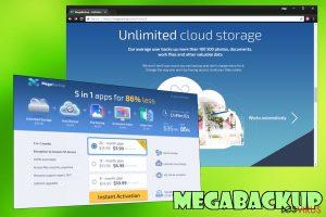 Virus MegaBackup