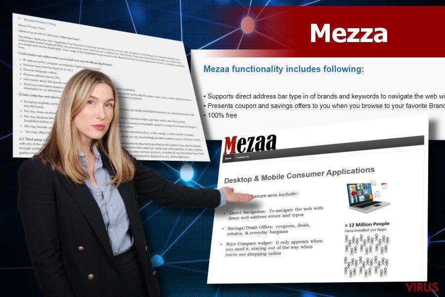 Anuncios de Mezza