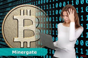 Virus Minergate
