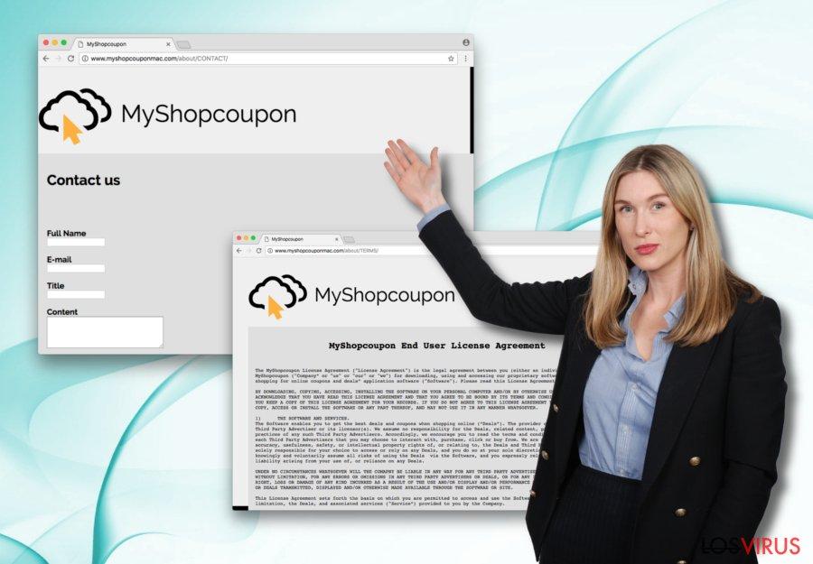Adware MyShopcoupon