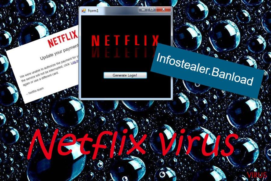 Virus Netflix