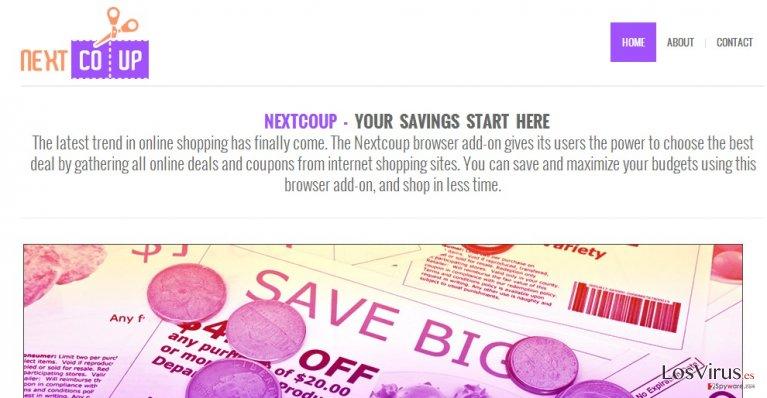 Los anuncios de NextCoup foto