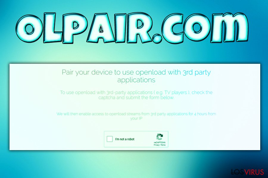 Virus Olpair.com