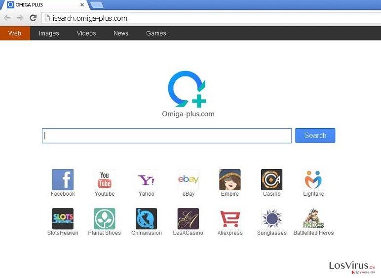 Omiga-plus.com foto