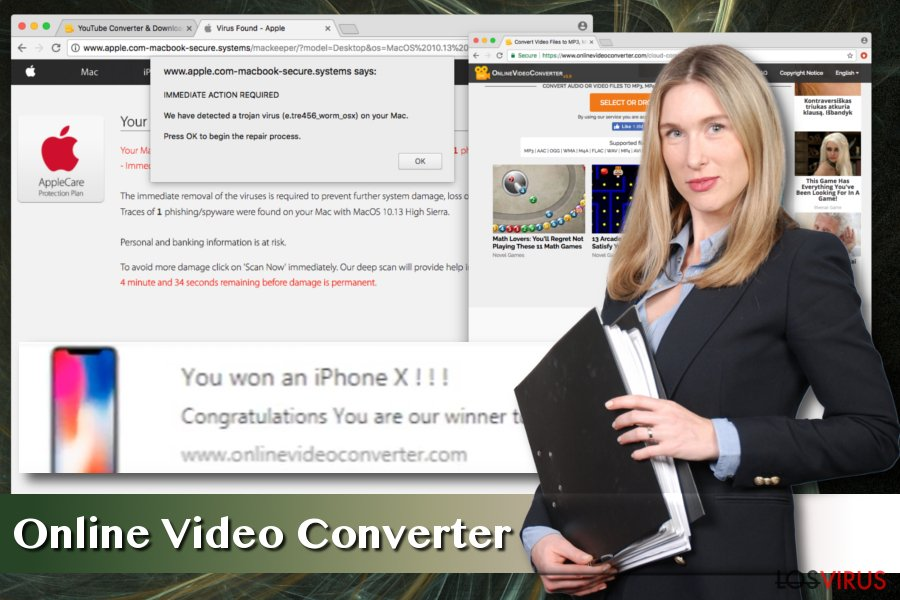 Virus Online Video Converter