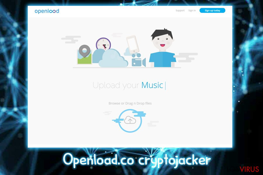 Crypto-hacker Openload.co