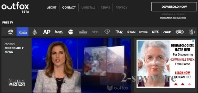 Outfox TV foto