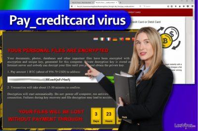 ransomware Pay_creditcard