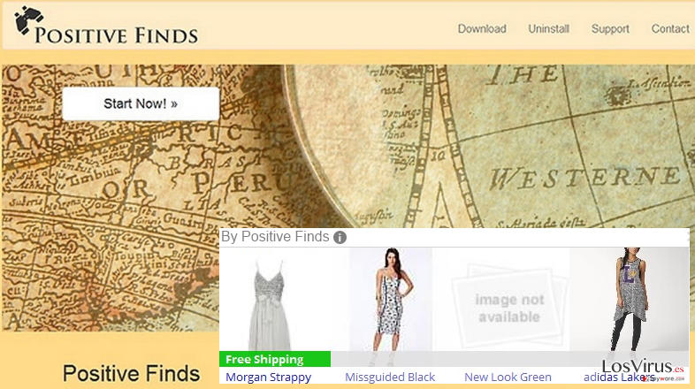 Ads by Positive Finds