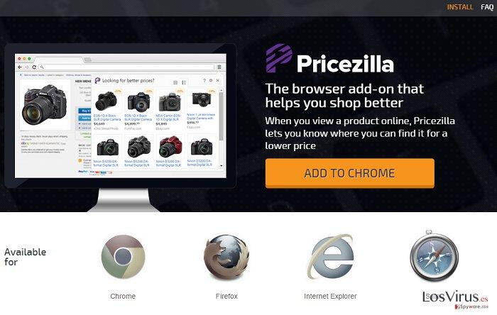 PriceZilla foto
